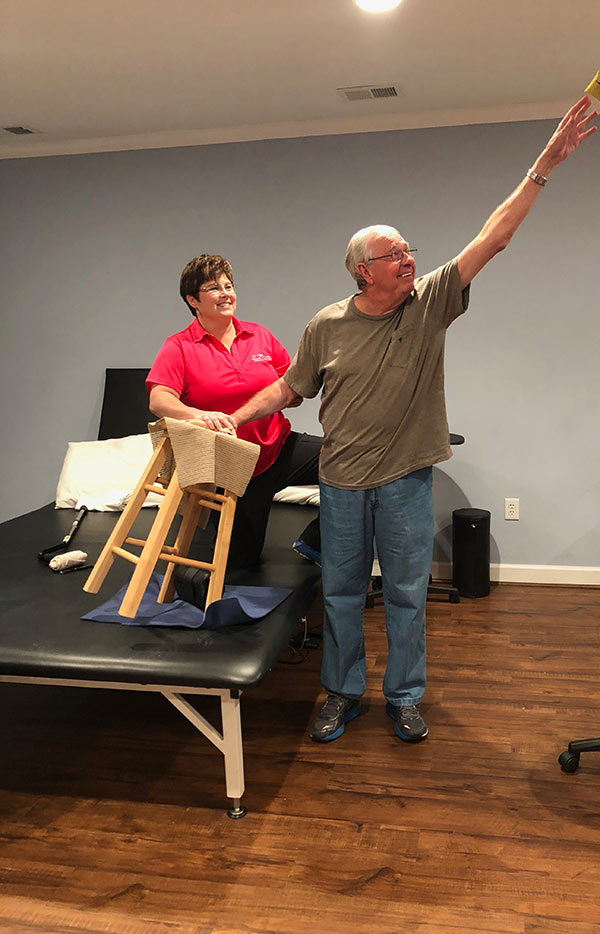 Neurological Rehabilitation in West Columbia, SC