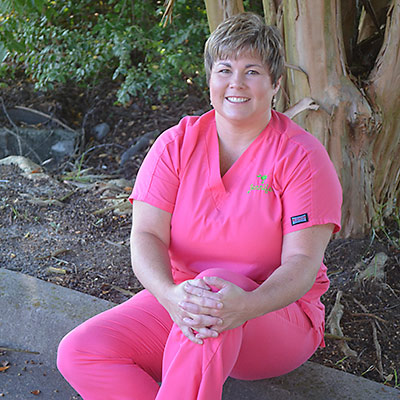 occupational therapist Jennifer Coleman: West Columbia, SC