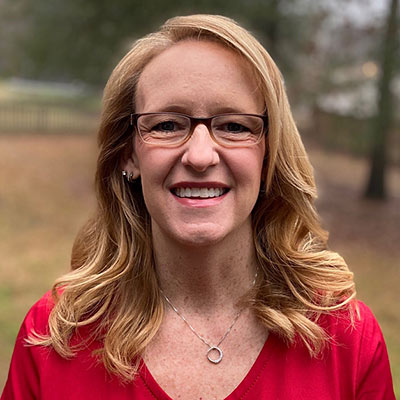 physical therapist Kim Evans: West Columbia, SC