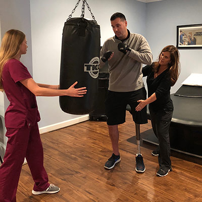 Prosthetic physical therapy in West Columbia, SC
