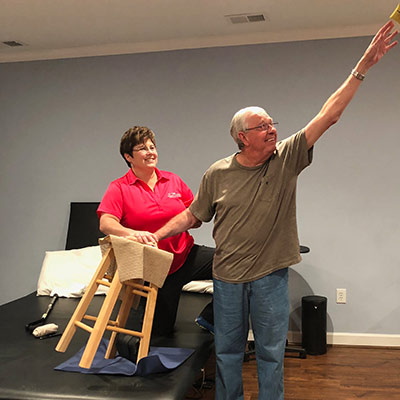 Neurological rehab therapy in Columbia, SC